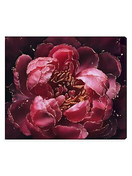 Cherry Red Flower Wall Art Oliver Gal
