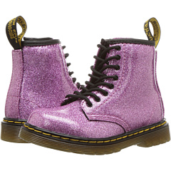 1460 Patent Glitter Toddler Brooklee Boot (Toddler) Dr. Martens Kid's Collection