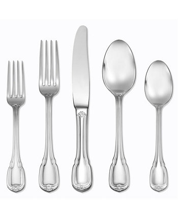Basilica 20 Piece Flatware Set, Service for 4 Argent Orfevres