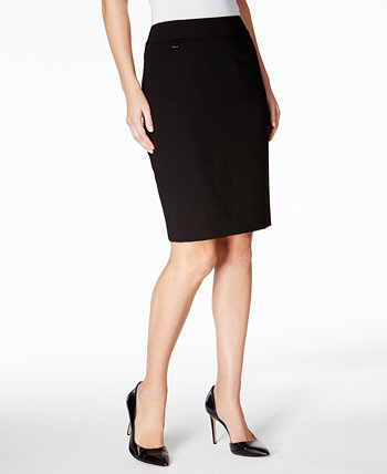Petite Pencil Skirt Calvin Klein