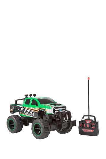 Ford F-250 Super Duty 1:14 RTR Электрический RC Monster Truck World Tech Toys