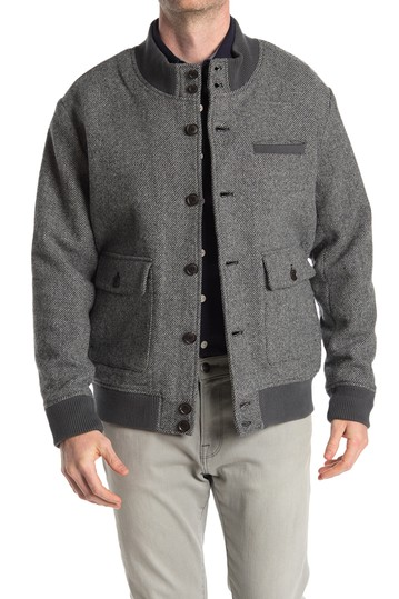 Anthony Twill Wool Blend Jacket THE NORMAL BRAND