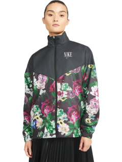 NSW Jacket Woven All Over Print Femme Nike