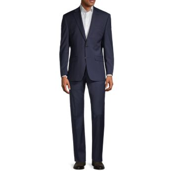 Standard-Fit Notch Lapel Suit LAUREN Ralph Lauren