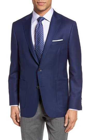 Beacon Classic Fit Sportcoat Hickey Freeman