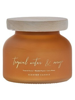 Tropical Nectar & Mango Scented Candle DW HOME