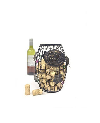 Wine Barrel Cork Holder, Wine Cork Holder, Cork Storage Mind Reader