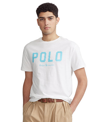 Men's Classic-Fit Logo T-Shirt Ralph Lauren