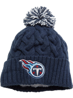 NFL Cosy Cable Knit - Tennessee Titans New Era