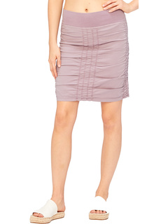 Wearables Solid Trace Skirt XCVI