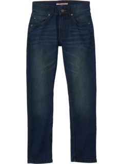 Rebel Fit Jeans in Patina (Big Kids) Tommy Hilfiger Kids