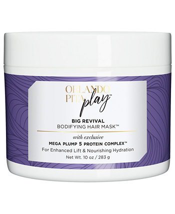 Big Revival Bodyfying Hair Mask, 10 унций Orlando Pita Play