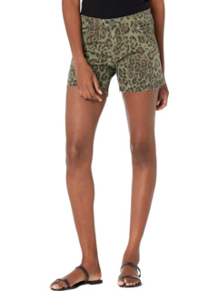 Alice Shorts in Olive KUT from the Kloth