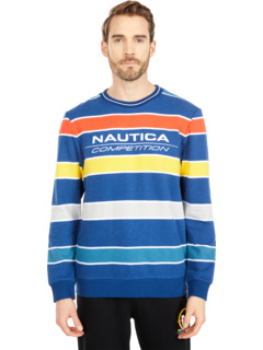 Competition Crew Neck Fleece Nautica