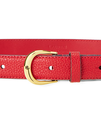 Reversible Leather Belt Ralph Lauren