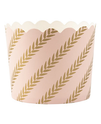 Leaf Cup Large, Pack of 40 Simply Baked