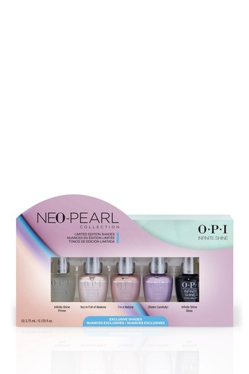 OPI Neo Pearl Infinite Shine 5-Piece Mini Pack OPI