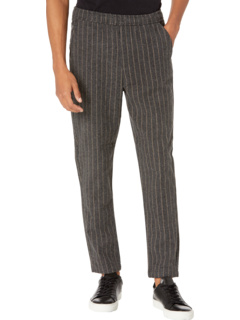 Ryker Wool Striped Trousers NATIVE YOUTH
