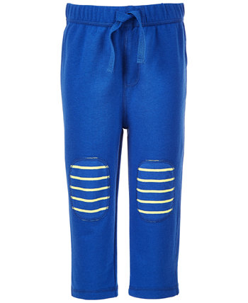 Baby Boys Knee-Patch Leggings, Created for Macy's First Impressions