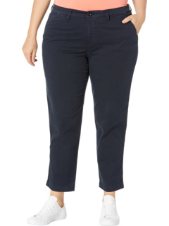 Plus Size Slim Fit Stretch Chino Pants Ralph Lauren