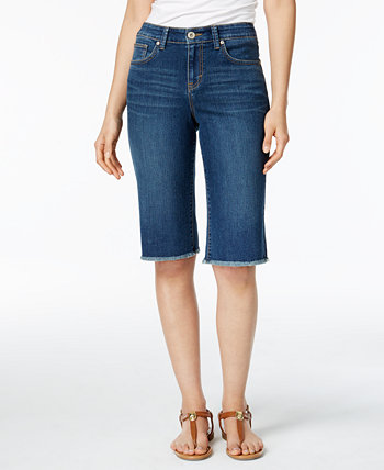 Cutoff Bermuda Shorts, Created for Macy's Style & Co
