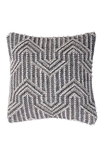 Alya Textured Throw Pillow Cover NuLOOM