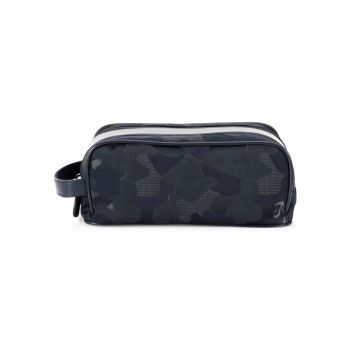 COLLECTION Textured Toiletry Kit Saks Fifth Avenue