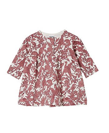 Baby Girls Molly Long Sleeve Dress COTTON ON