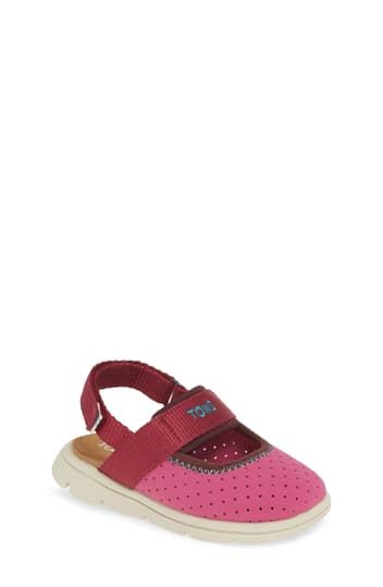 Caity Water Friendly Sandal (Baby, Walker & Toddler) TOMS