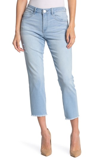 High Rise Ankle Cut Jeans (Petite) Democracy