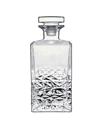 Mixology Textures Spirits Decanter, 26.5 Oz Luigi Bormioli
