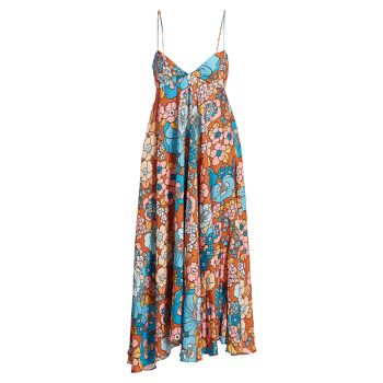 Mila Floral Dress Dodo Bar Or