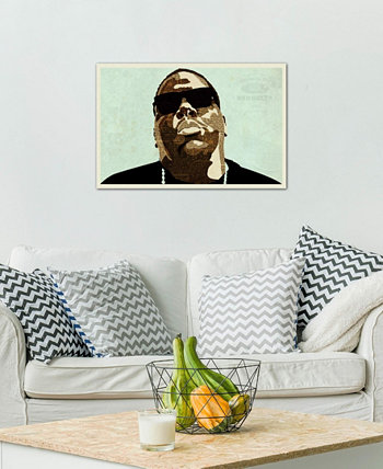"""Biggie"" by Kyle Mosher Gallery-Wrapped Canvas Print (26 x 40 x 0.75) ICanvas"
