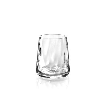 Ripple Effect Double Old Fashioned, Set of 4 MICHAEL ARAM
