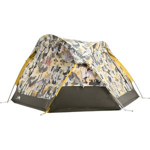 The North Face Homestead Domey 3 Tent: 3-Person 3-Season The North Face