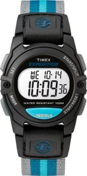 Expedition 33mm Nylon Strap Digital Watch Timex