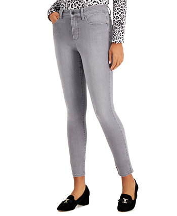 Windham High-Rise Skinny Jeans, Created for Macy's Charter Club