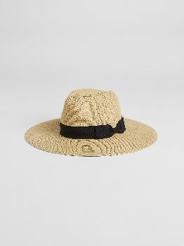 Bow Straw Hat Gap Factory