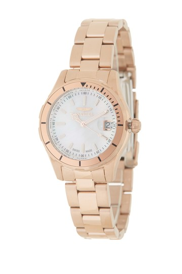 Women's Pro Diver Bracelet Watch, 34mm Invicta