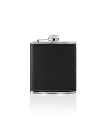 Personalized Leather Flask Set Cathy's Concepts