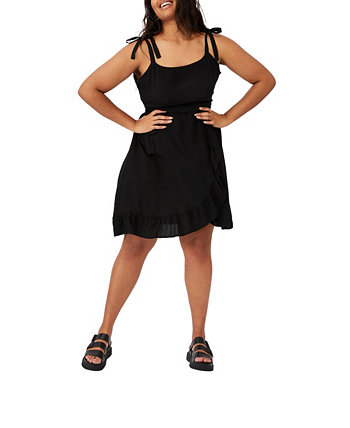 Trendy Plus Size Woven Kaela Mini Dress COTTON ON
