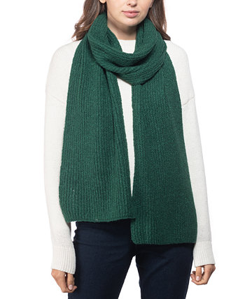 Rib Solid Scarf With Lurex, Created for Macy's Style & Co