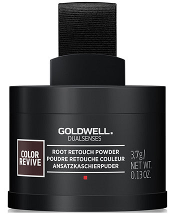 Color Revive Root Retouch Powder - Dark Brown, from PUREBEAUTY Salon & Spa Goldwell