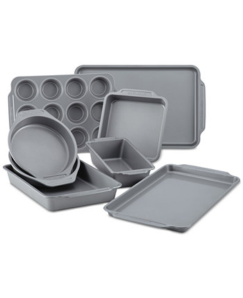 Nonstick 8-Pc. Bakeware Set Farberware