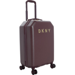 "20"" Metal Logo Hardside Upright DKNY"