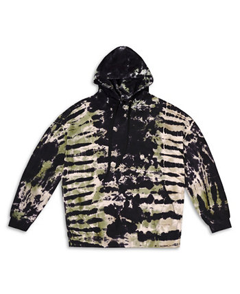Men's Tie-Dye Hoodie Mvp Collections By Mo Vaughn Productions