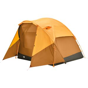 The North Face Wawona Tent: 4-Person 3-Season The North Face