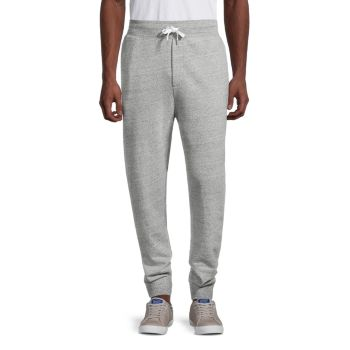 Fleece Drawstring Jogger Pants Cult Of Individuality