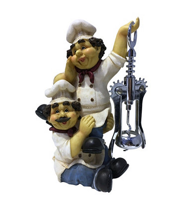 Chubby Chef Wine Cork Opener Wine Bodies