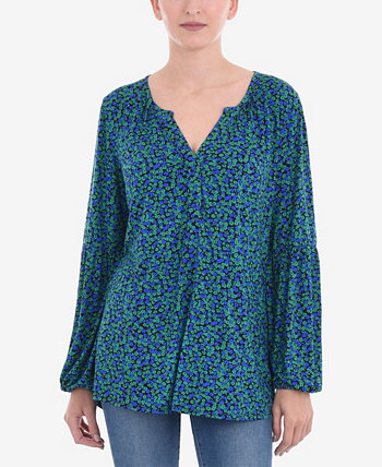 Women's Ditsy Jersey Shirt Live Unlimited